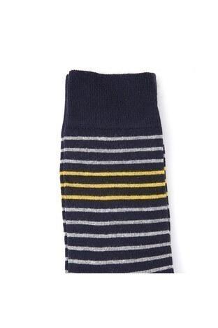 JOHN FRANK Erkek Çorap JF2LS19W08 MULTI