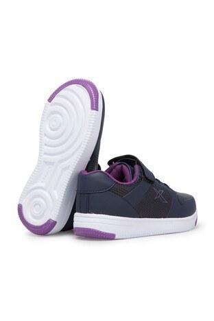 Kinetix Erkek Çocuk Ayakkabı DINRO LACİVERT-MOR