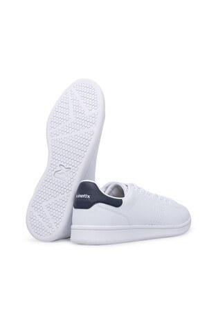 Kinetix Kadın Ayakkabı PLAIN W BEYAZ-LACİVERT