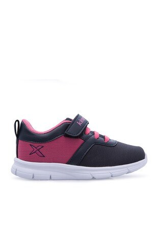 Kinetix - Kinetix Kız Çocuk Ayakkabı ANKA LACİVERT-PEMBE