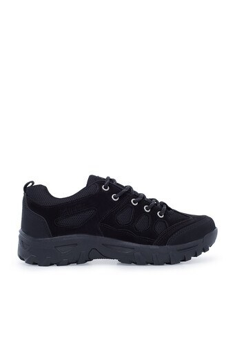 Kinetix Erkek Ayakkabı HIKER M SİYAH-KOYU GRİ