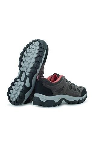 Kinetix Outdoor Kadın Ayakkabı HIKER W Koyu Gri-Açık Gri-Pe