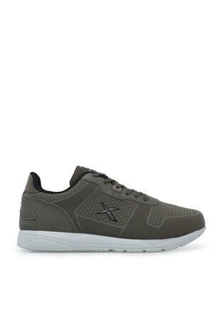 Kinetix - Kinetix Sneaker Erkek Ayakkabı MORGAN M Haki-Açık Gri