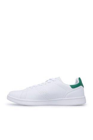 Kinetix Sneaker Erkek Ayakkabı PLAIN M BEYAZ-YEŞİL