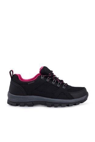 Kinetix - Kinetix Trekking Kadın Ayakkabı RIMA WP W SİYAH-FUJYA