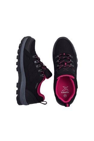 Kinetix Trekking Kadın Ayakkabı RIMA WP W SİYAH-FUJYA
