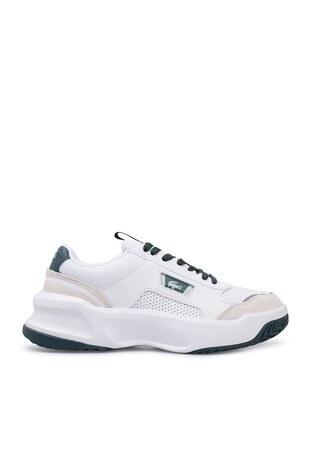 Lacoste - Lacoste Ace Lift 0120 2 Sma Erkek Ayakkabı 740SMA0018 1R5 BEYAZ