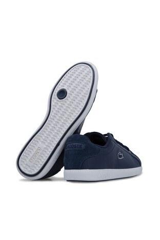 Lacoste Graduate Kadın Ayakkabı 738SFA0018 J18 LACİVERT-BEJ