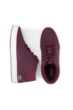 Lacoste Kadın Ayakkabı 736CAW0003 3C9 BORDO-BEJ
