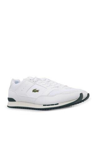 Lacoste Partner Piste 01201 Sma Erkek Ayakkabı 740SMA0025 1R5 BEYAZ