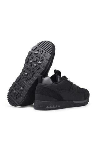 Lacoste Urban Breaker Lo 03201Cma Suya Dayanıklı Deri Erkek Ayakkabı 740CMA0003 02H SİYAH