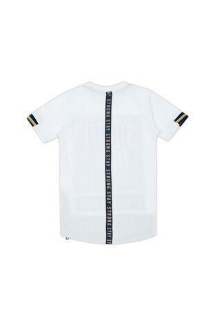 Le Ville Baskılı Bisiklet Yaka Erkek Çocuk T Shirt 57762401 BEYAZ