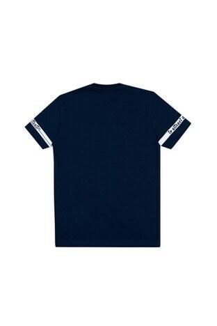 Le Ville Baskılı Bisiklet Yaka Erkek Çocuk T Shirt 57762611 LACİVERT