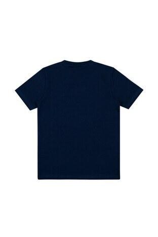 Le Ville Baskılı Bisiklet Yaka Erkek Çocuk T Shirt 57763501 SİYAH