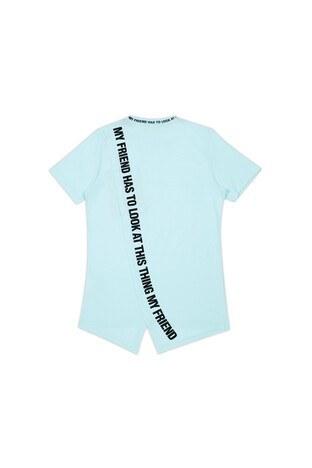 Le Ville Bisiklet Yaka Erkek Çocuk T Shirt 57762361 MİNT