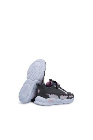 Le Ville Kız Çocuk Ayakkabı 5792001 K GRİ-PEMBE