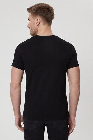 Lee Cooper Erkek T Shirt 212 LCM 242008 8101 SİYAH