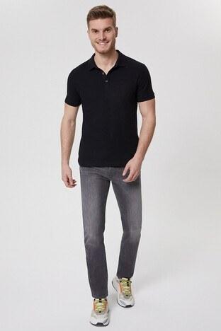 Lee Cooper T Shirt Erkek Polo 212 LCM 242024 8101 SİYAH