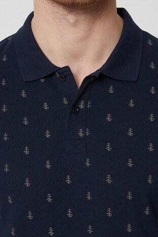 Lee Cooper T Shirt Erkek Polo 212 LCM 242043 2501 LACİVERT