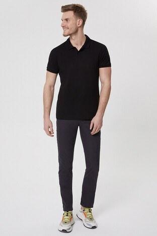 Lee Cooper T Shirt Erkek Polo 212 LCM 242044 8101 SİYAH