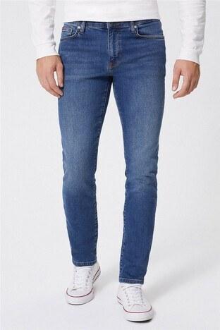 Lee Cooper - Lee Cooper Jagger Jeans Erkek Kot Pantolon 221 LCM 121032 DN1616 MAVİ