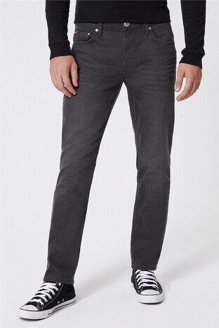 Lee Cooper - Lee Cooper Jagger Jeans Erkek Kot Pantolon 221 LCM 121043 DN0769 ANTRASİT