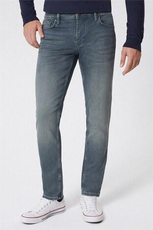 Lee Cooper - Lee Cooper Jagger Jeans Erkek Kot Pantolon 221 LCM 121061 DN1129 GRİ