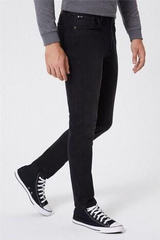 Lee Cooper - Lee Cooper Jeff Jeans Erkek Kot Pantolon 221 LCM 121058 DN1385 SİYAH