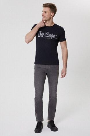 Lee Cooper Pamuklu Slim Fit Harry Jeans Erkek Kot Pantolon 212 LCM 121008 DN1486 GRİ