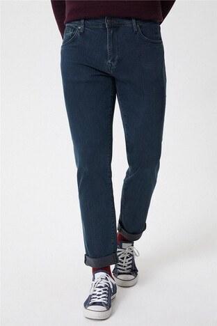 Lee Cooper - Lee Cooper Ricky Jeans Erkek Kot Pantolon 221 LCM 121017 DN1606 LACİVERT