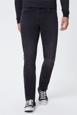 Lee Cooper - Lee Cooper Ricky Jeans Erkek Kot Pantolon 221 LCM 121036 DN1619 ANTRASİT