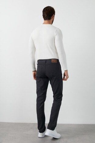 Lee Cooper Slim Fit Pamuklu Jagger Erkek Pantolon 211 LCM 221003 7501 ANTRASİT