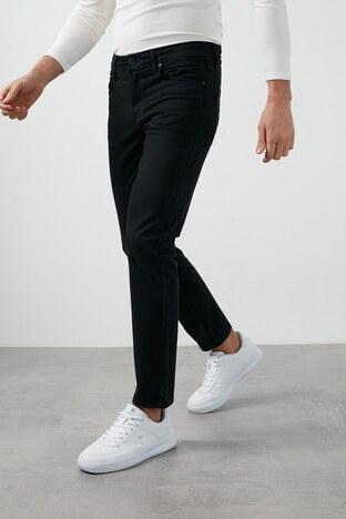 Lee Cooper Slim Fit Pamuklu Jagger Erkek Pantolon 211 LCM 221007 8101 SİYAH
