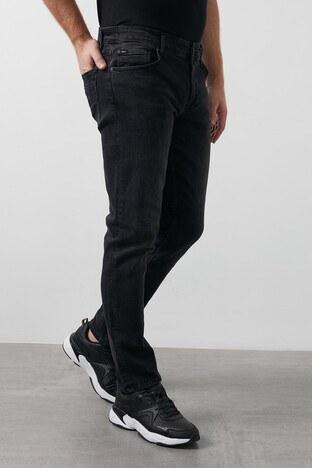 Lee Cooper Slim Fit Pamuklu Jagger Jeans Erkek Kot Pantolon 211 LCM 121021 DN1378 SİYAH