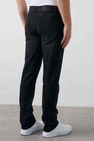 Lee Cooper Yüksek Bel Düz Kesim Pamuklu Ricky Jeans Erkek Kot Pantolon 211 LCM 121012 DN1369 SİYAH