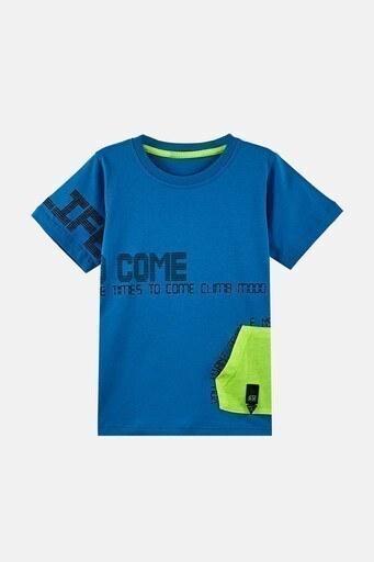 Lela Erkek Çocuk T Shirt 08428 SAKS