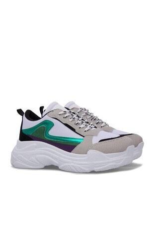 Lela Bayan Ayakkabı Z152890 BEYAZ