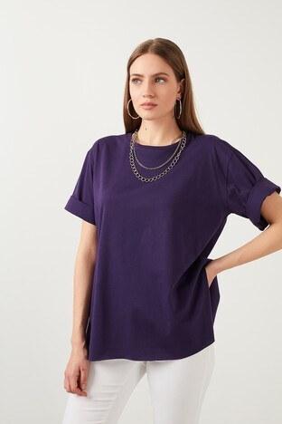 Lela Bayan T Shirt 5411073 MOR