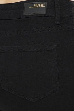 Lela Jeans Bayan Kot Pantolon 8523F732MARTHA SİYAH
