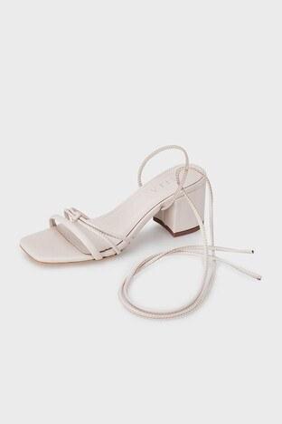 Lela Topuklu Bayan Ayakkabı 347ELLA BEJ