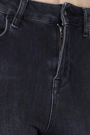 Lela Yüksek Bel Dar Kesim Jeans Bayan Kot Pantolon 8523T743MARTHA1 ANTRASİT