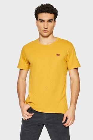 Levi's - Levis % 100 Pamuk Bisiklet Yaka Regular Fit T Shi Erkek T Shirt 56605-0099 HARDAL