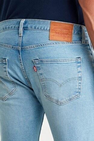 Levis % 100 Pamuklu Regular Fit 501 Jeans Erkek Kot Pantolon 005013051 AÇIK MAVİ