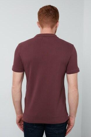 Levis % 100 Pamuklu T Shirt Erkek Polo 22401-0136 MÜRDÜM