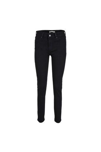 Levis 712 Jeans Kadın Kot Pantolon 18884-0026 SİYAH