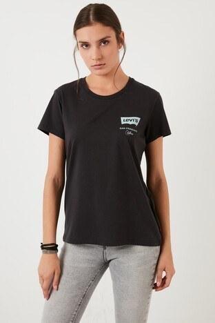 Levi's - Levis Bayan T Shirt 17369-1612 SİYAH