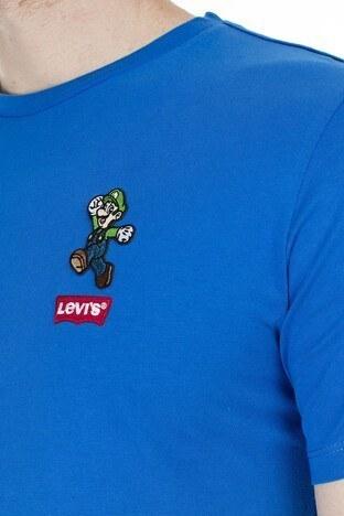 Levis Bisiklet Yaka Regular Fit Erkek T Shirt 22491-0709 SAKS