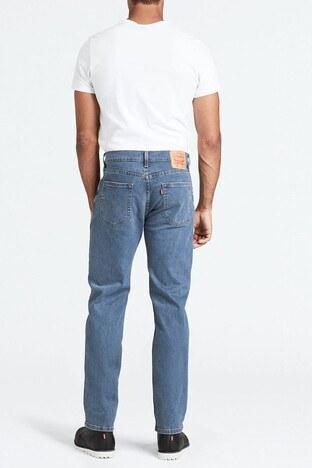 Levis 514 Jeans Erkek Kot Pantolon 00514-1267 KOYU MAVİ