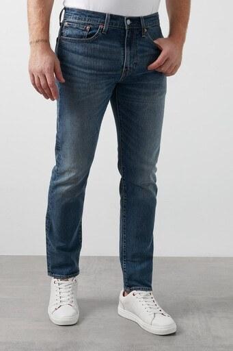 Levis Düz Paça Pamuklu 502 Jeans Erkek Kot Pantolon 29507-0063 MAVİ