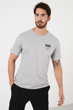 Levi's - Levis Erkek T Shirt 22489-0447 GRİ